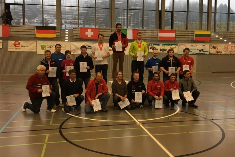 F3P Swiss Open Indoor Masters 2017, FAI World Cup